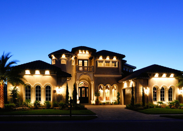 The American Dream Home